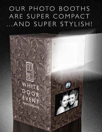 White Door Photo Booth